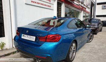 BMW 4 Series 440i Coupe M-Sport full